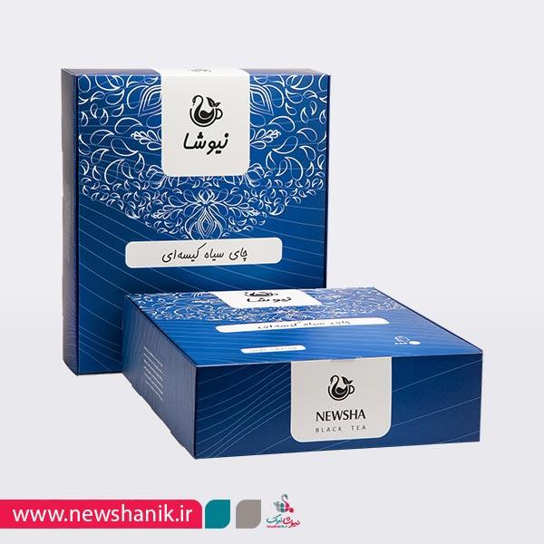چای سیاه گرد (CTC) کیسه ای (160 عددی)