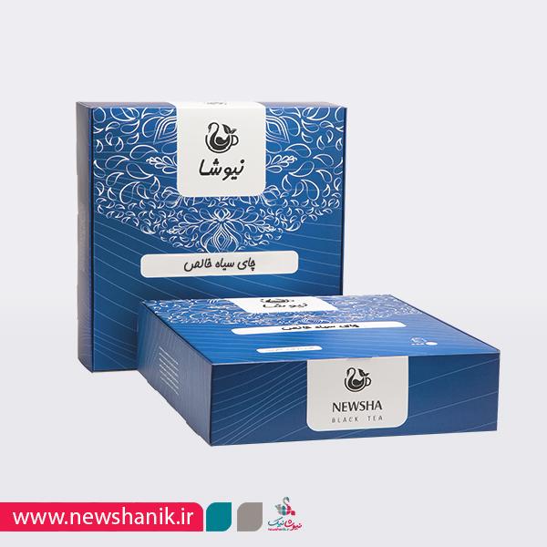 چای سیاه گرد (CTC) کیسه ای (100 عددی)