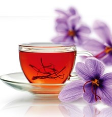چای زعفران و سلامتی