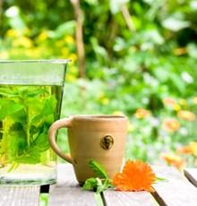 برای حفظ سلامتی، این 7 دمنوش را بنوشید