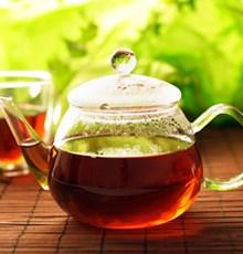 چهار ماده ی محرک در چای