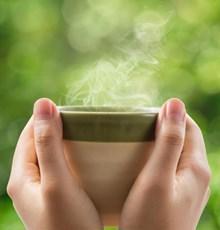 وقتی چای سرد می شود...