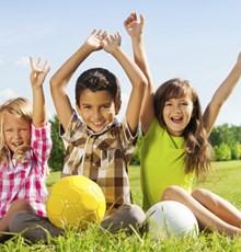 آنتی بیوتیک های طبیعی برای کودکان