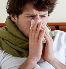 درمان سرماخوردگی و آنفلوآنزا، به سادگی نوشیدن یک فنجان دمنوش گرم