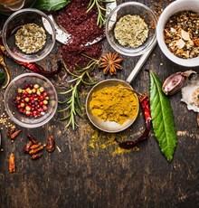 5 ادویه و گیاه بسیار کارآمد برای درمان افسردگی