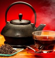 حفظ قدرت بینایی با نوشیدن چای داغ
