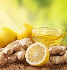 لاغر شدن با معجون زنجبیل و لیمو