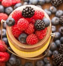 ارزش تغذیهای بالای توت فرنگی، بلوبری، تمشک و انواع دیگر بِریها