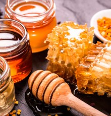 عسل طبیعی، عامل ضدمیکروبی و محافظ در برابر پوسیدگی دندان
