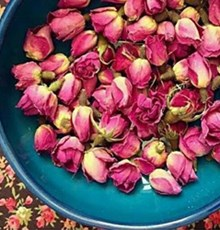 معجزه گل سرخ بر درمان فراموشی