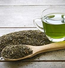 تاثیر خاصیت آنتی اکسیدانی چای سبز بر زیبایی و سلامت پوست