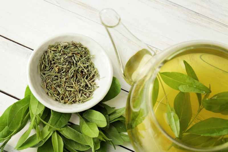 ایمنی سنجی نوشیدنیها و مکملهای تغذیهای حاوی عصاره چای سبز