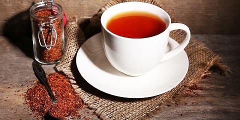 اثر مصرف چای گیاهی رویبوس بر میزان جذب آهن در بدن