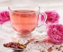 بررسی خاصیت آنتیاکسیدانی چای گل محمدی