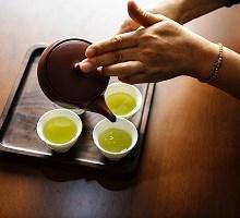 معجزات چای سبز برای پاکسازی بدن