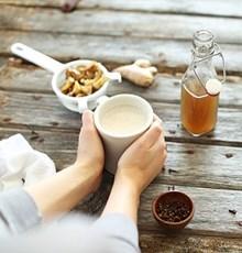 فواید مصرف زنجبیل در وعده صبحانه