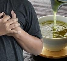 گرفتگی رگ ها را با «چای سبز» برطرف کنید!